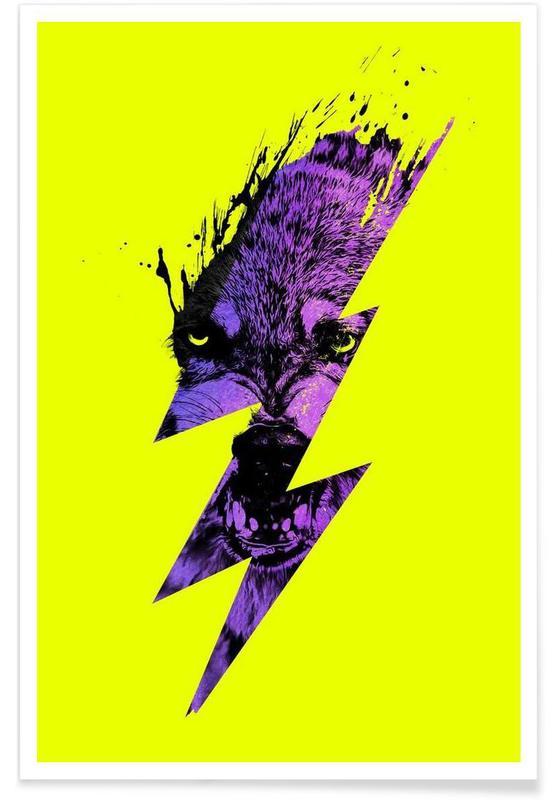Thunderwolf affiche