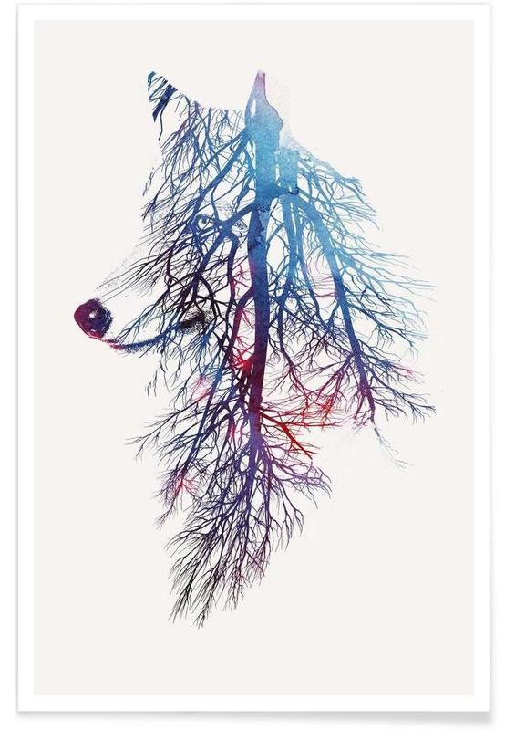 Loups, My Roots affiche