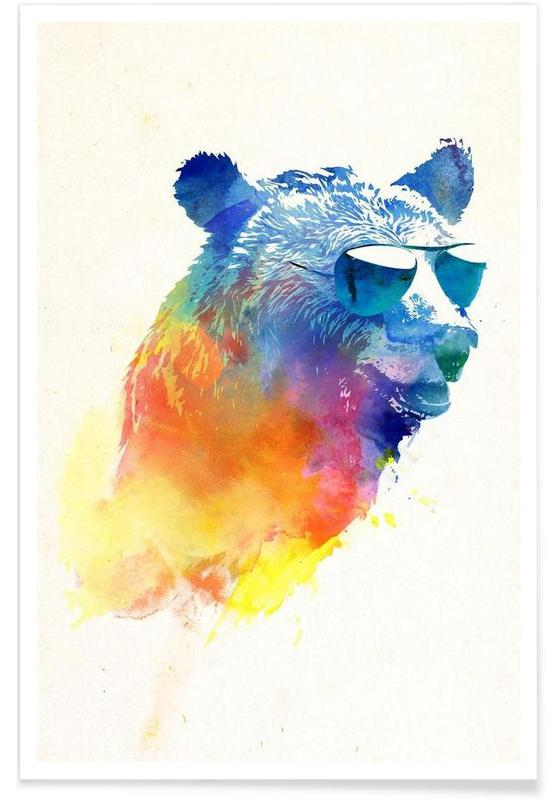 Ours, Sunny Bear affiche