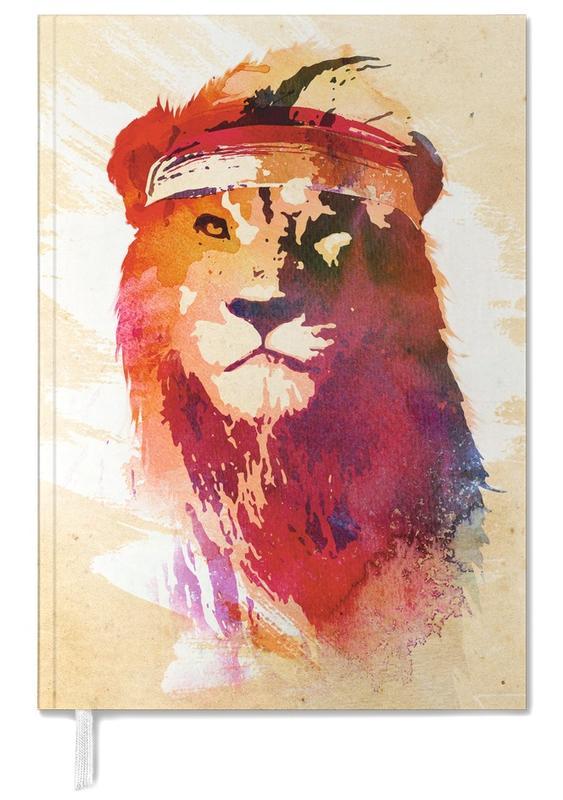 Safari Animals, Gym Lion Personal Planner