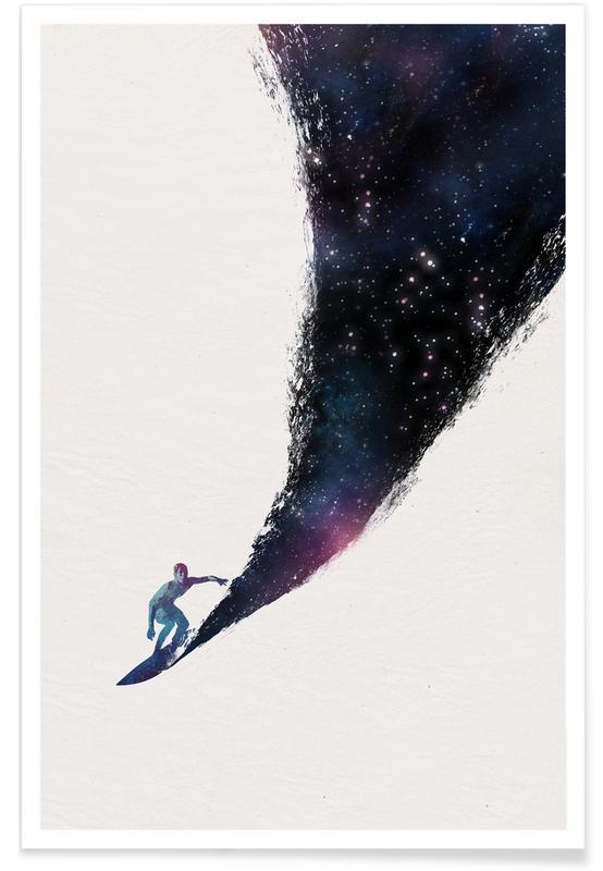 Surfen, Surfing the Universe poster