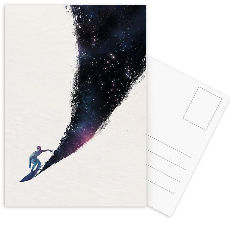 Surf, Surfing the Universe cartes postales