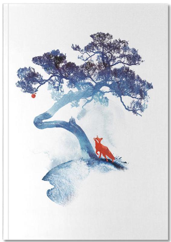 The Last Apple Tree Notebook