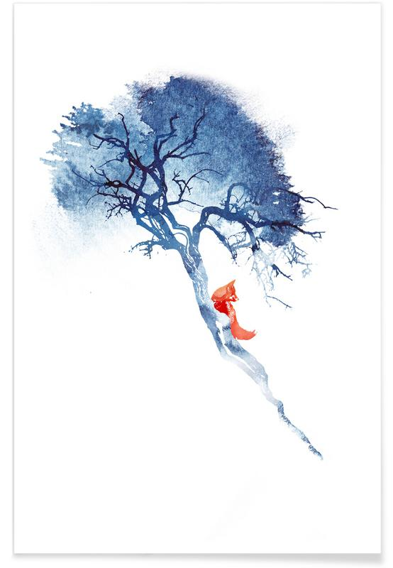 Trees, There's No Way Back Poster