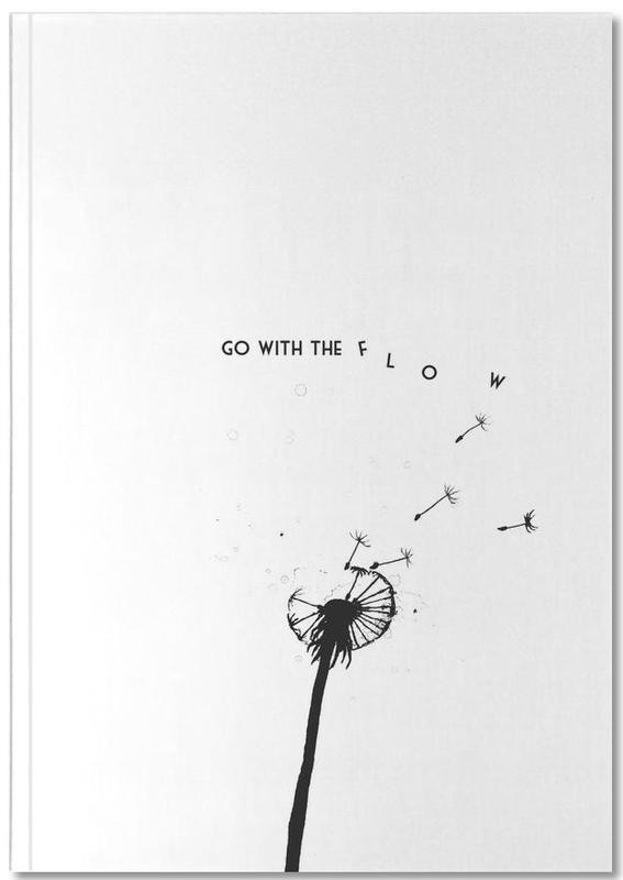 Zwart en wit, Motivatie, Flow Notebook