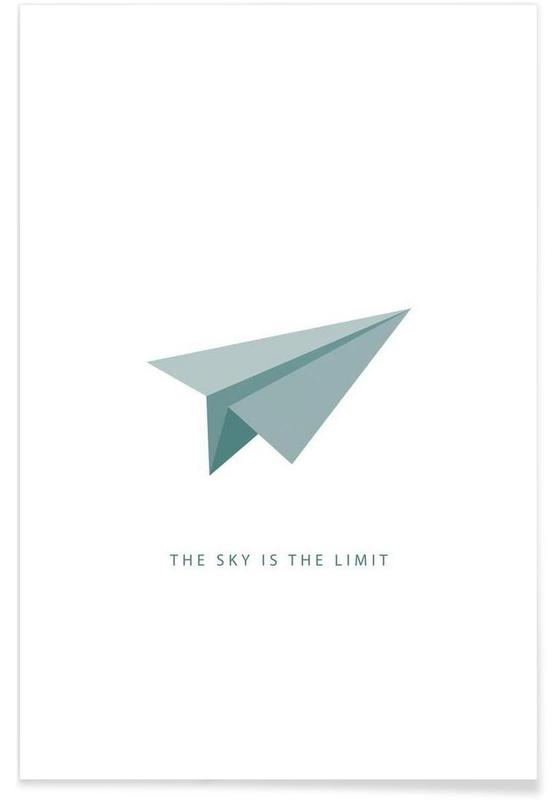 Motivational, Fly Poster