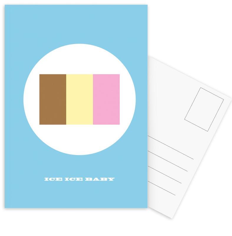 Ice cartes postales