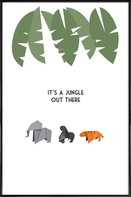 Jungle Framed Poster
