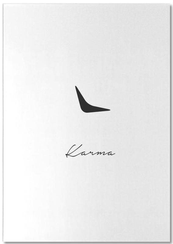 Karma Notepad