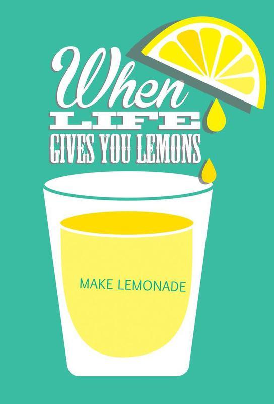 Lemons -Alubild