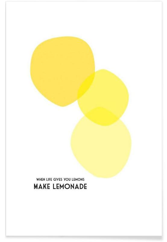 Motivation, Lemons 2 -Poster