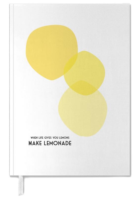 Lemons 2 Personal Planner