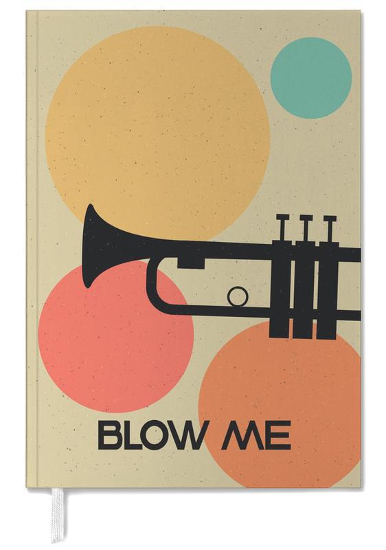 Retro, Jazz, Blow Me -Terminplaner