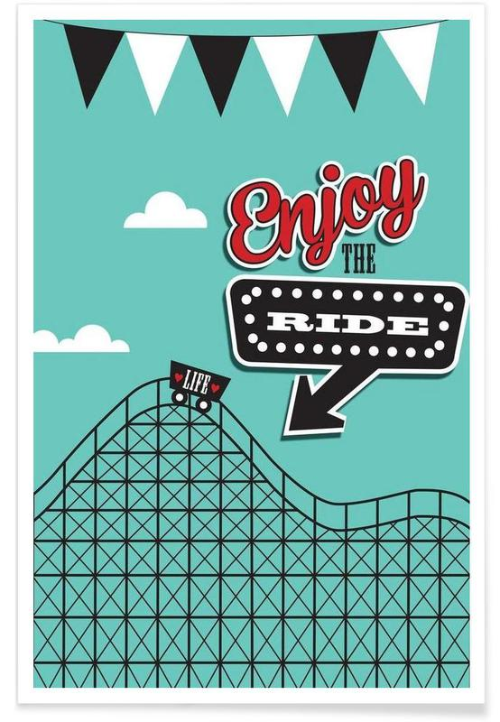 Motivatie, Enjoy poster