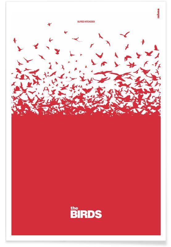 , The Birds affiche