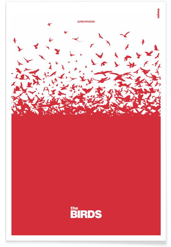 , The Birds poster
