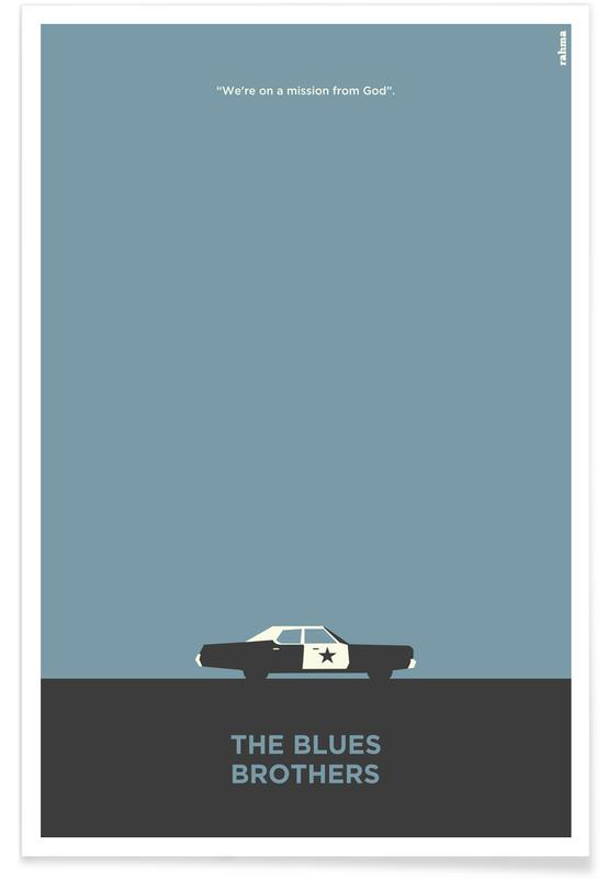 , Blues Brothers -Poster