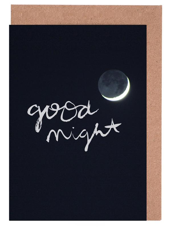 Goodnight cartes de vœux