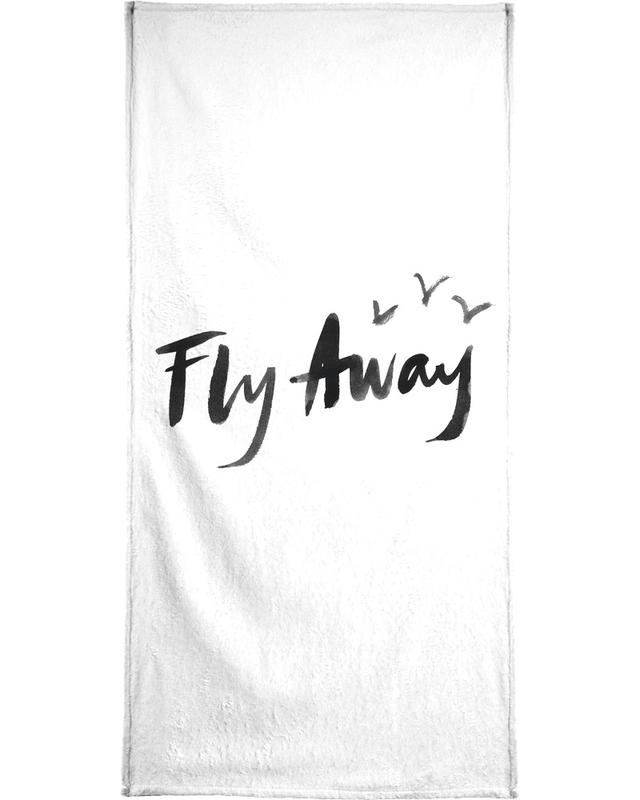Fly Away -Handtuch