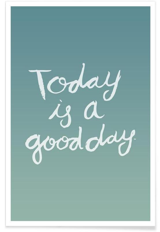 Motivation, Good Day affiche