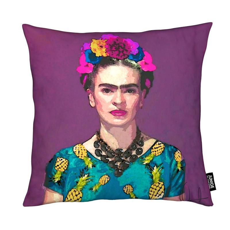 Frida Kahlo, Trendy Frida coussin