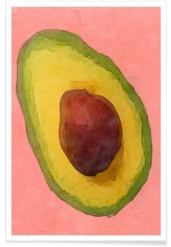Avocado's, Avocado for Lola poster