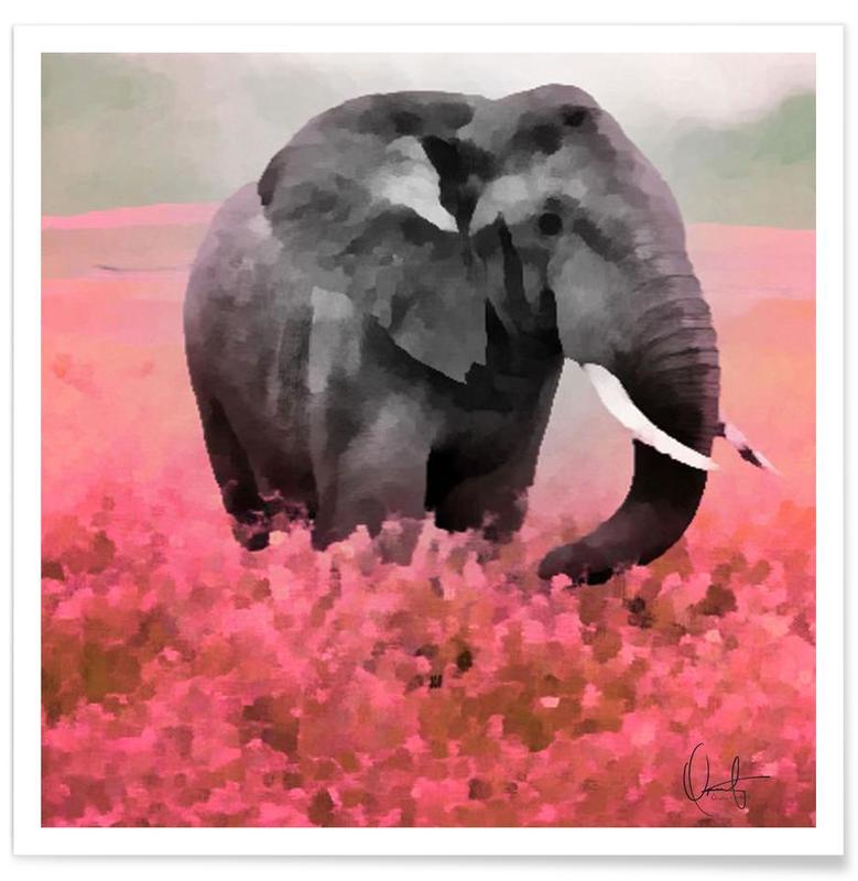 Éléphants, Ele-Phant affiche