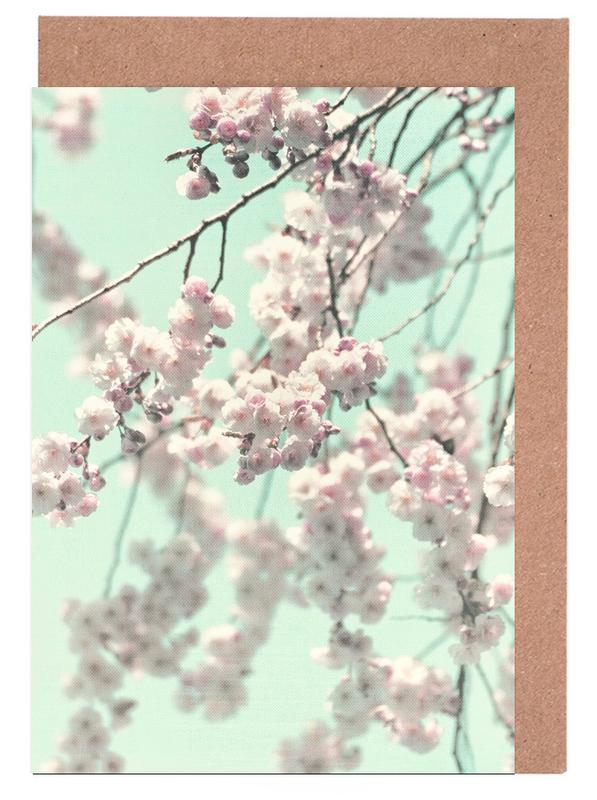 , Happy Spring Greeting Card Set