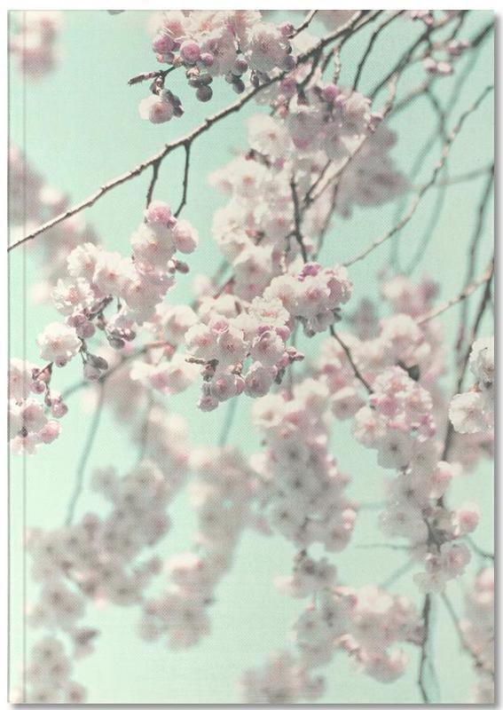 , Happy Spring Notebook