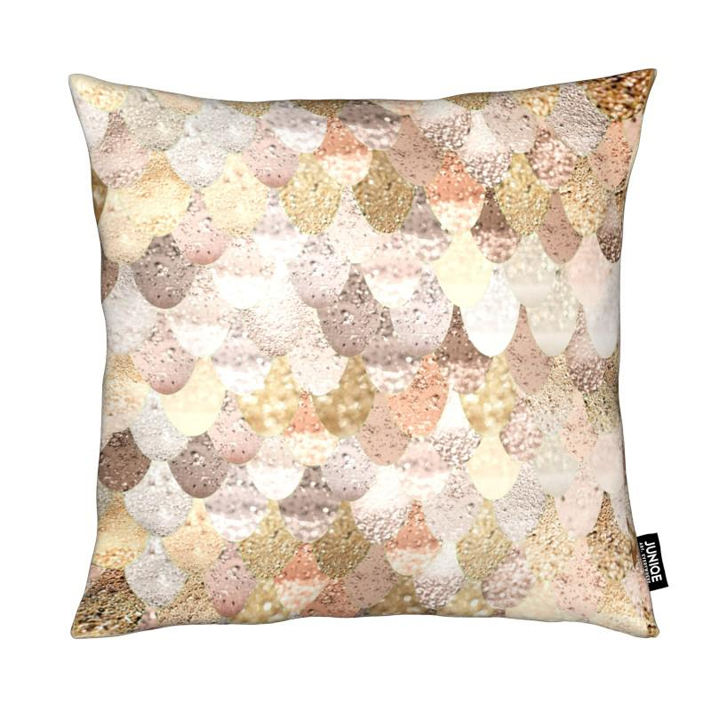 Mermaid Gold coussin