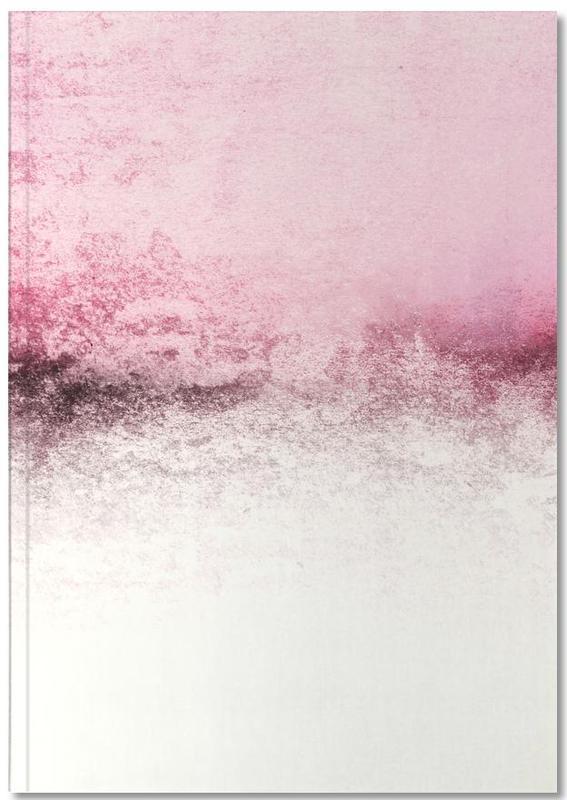 , Snowdreamer Pink Notebook