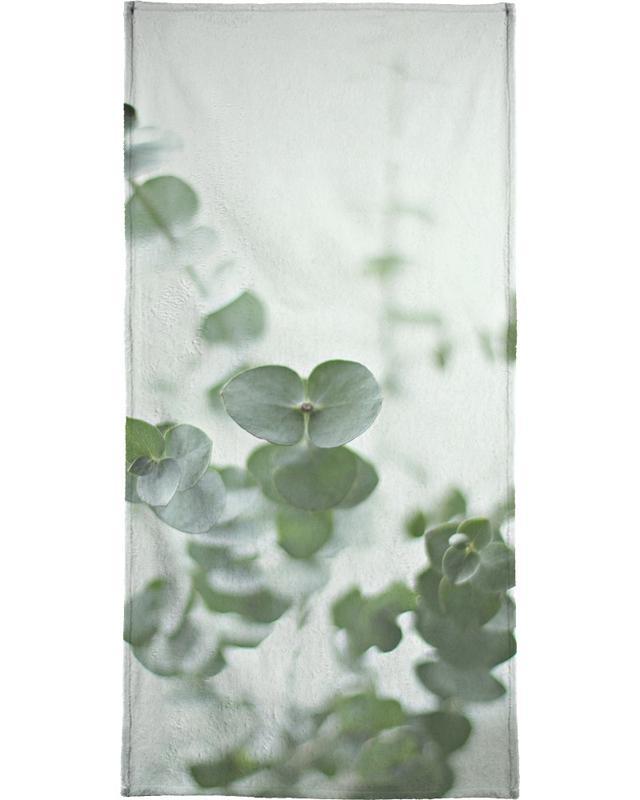 Eucalyptus Green 2 Bath Towel