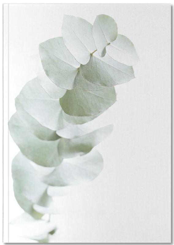 Feuilles & Plantes, Eucalyptus White 1 Notebook
