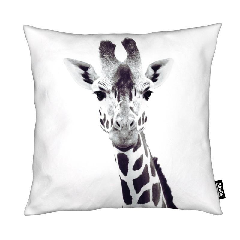 Schwarz & Weiß, Safari-Tiere, Giraffe