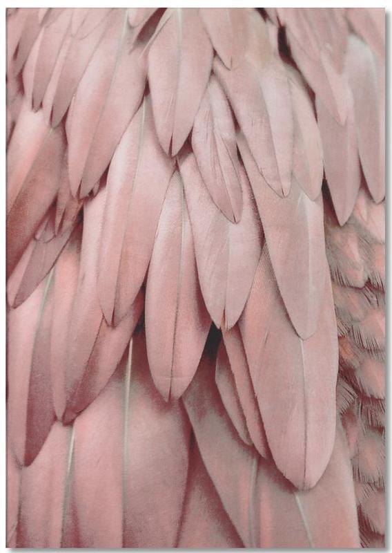 Pastel Feathers -Notizblock