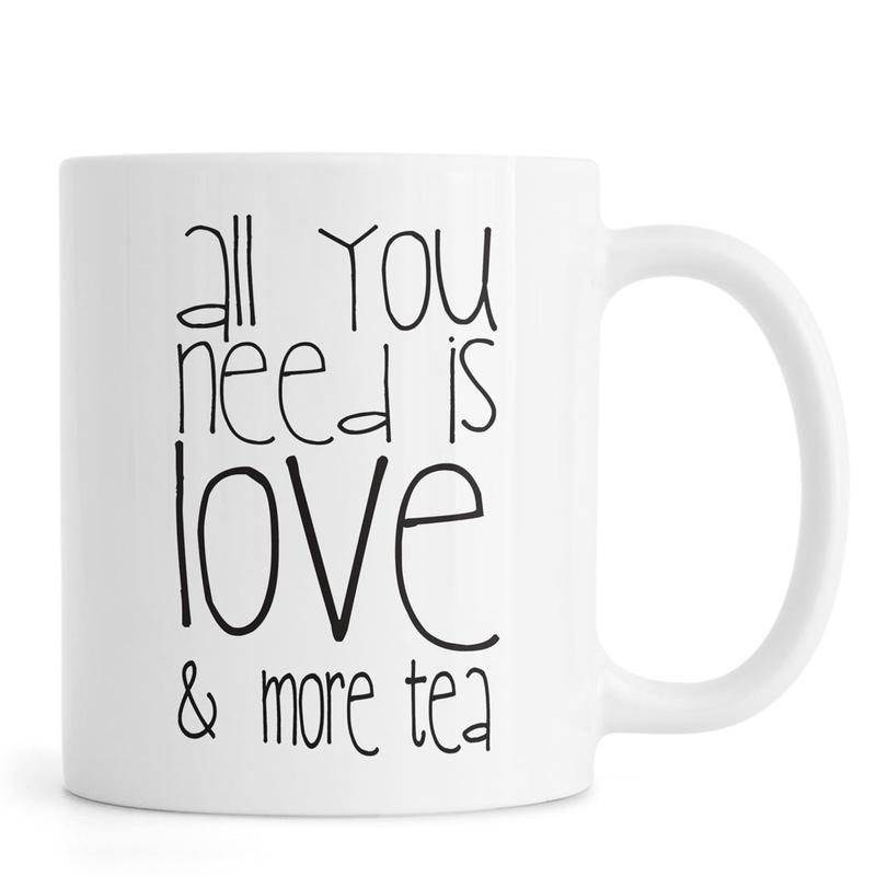Love and Tea -Tasse