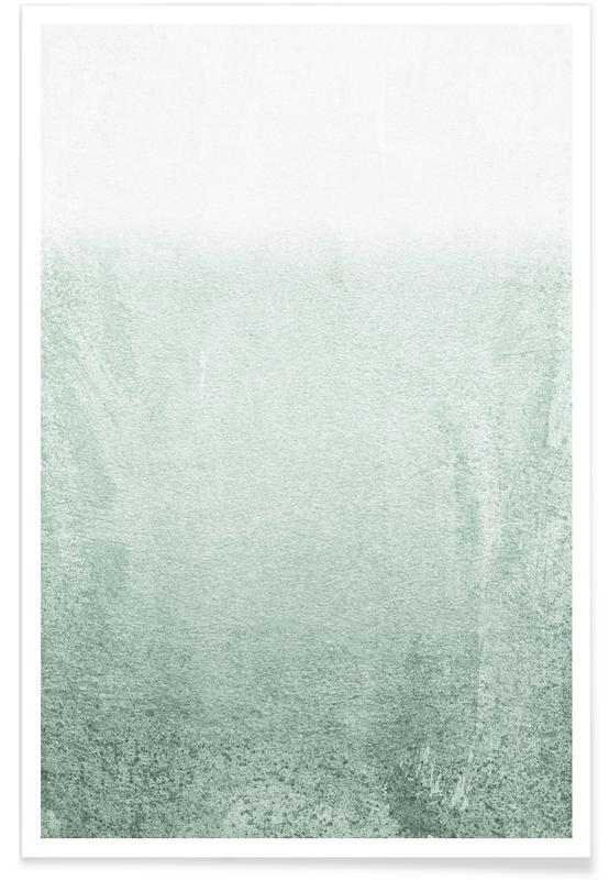 , Fading Green Eucalyptus affiche