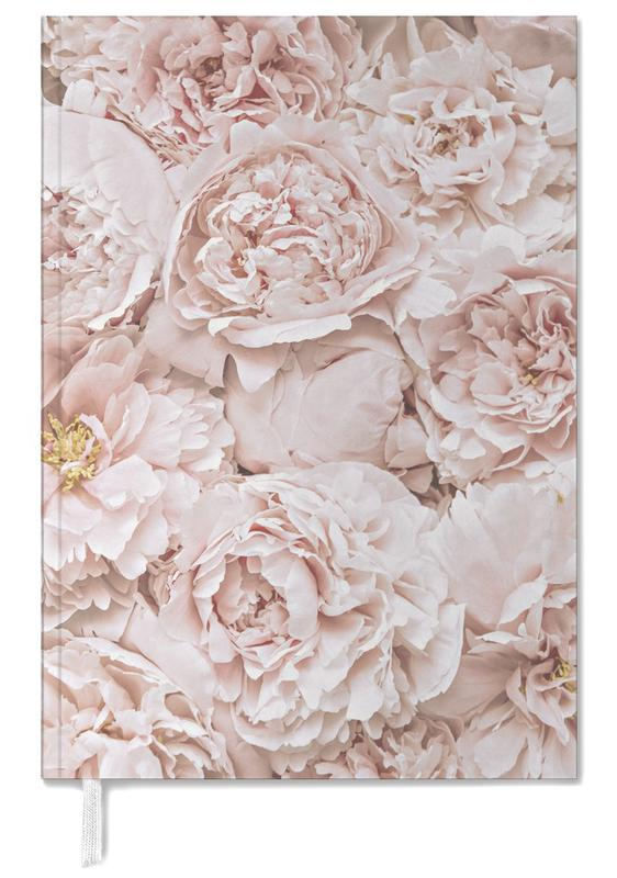 Flowers Peony Blush Personal Planner