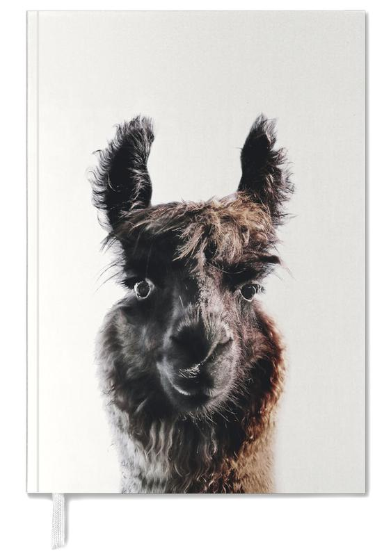 Funny, Llamas, Llama George Personal Planner