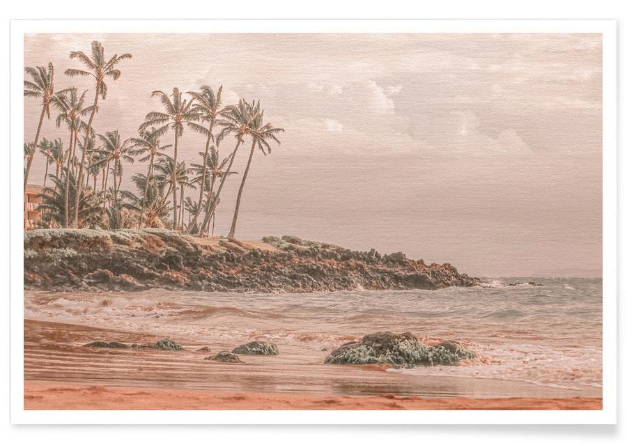 Beaches, Travel, Aloha Hawaii 1 Poster
