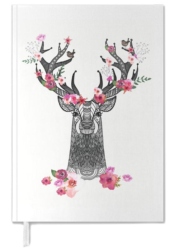Flower Stag Personal Planner