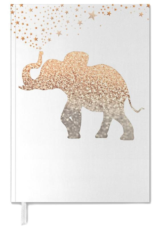 Gold Elephant Personal Planner