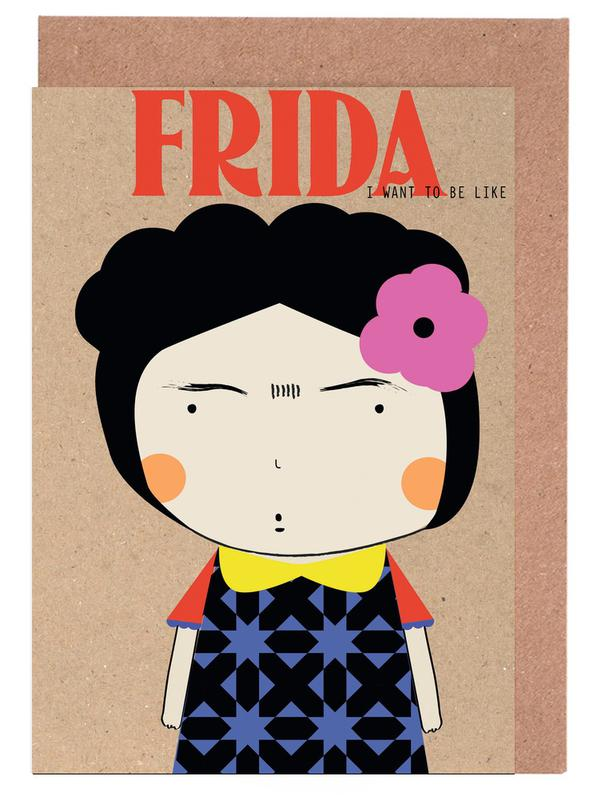 Little Frida cartes de vœux