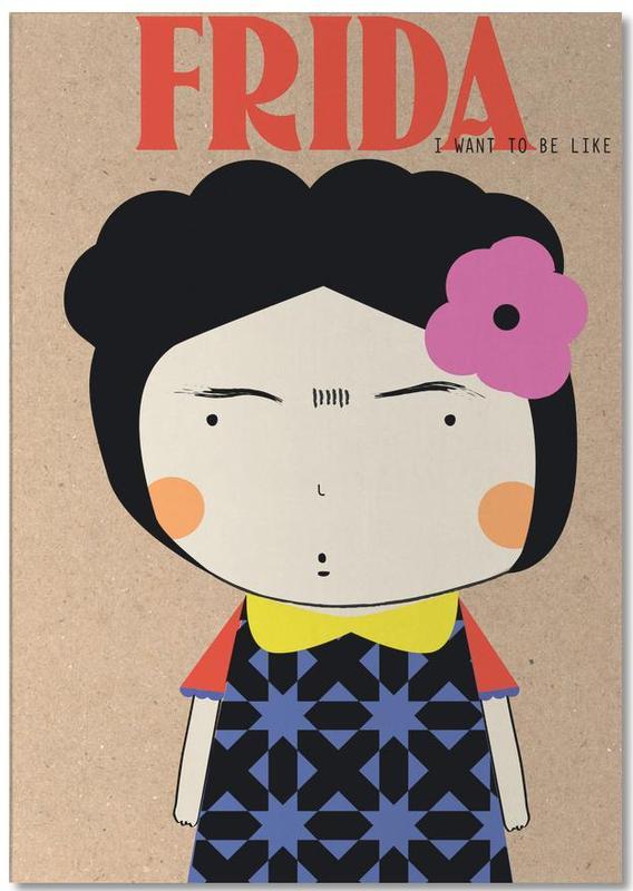 Little Frida Notepad