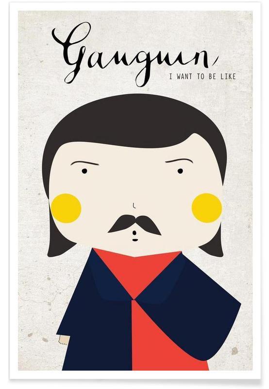 , Little Gaughin affiche