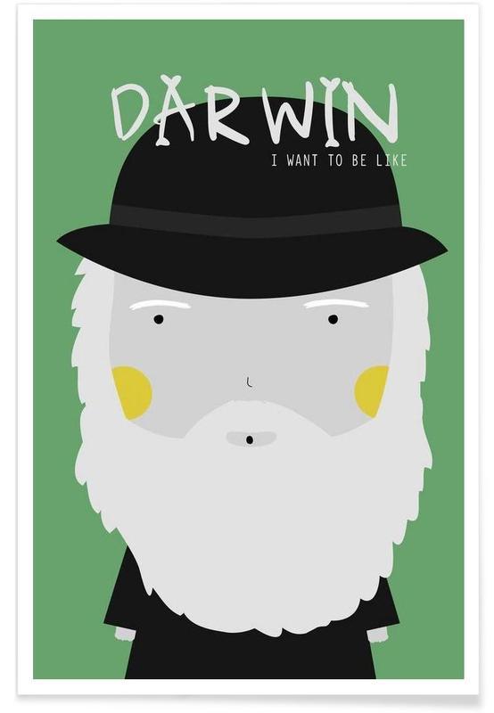 , Little Darwin -Poster