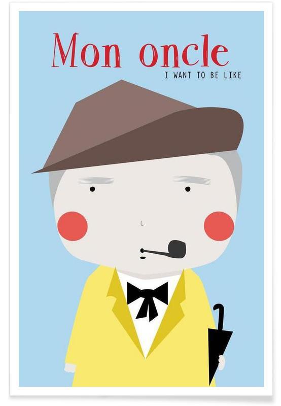 Films, Little Mon Oncle affiche