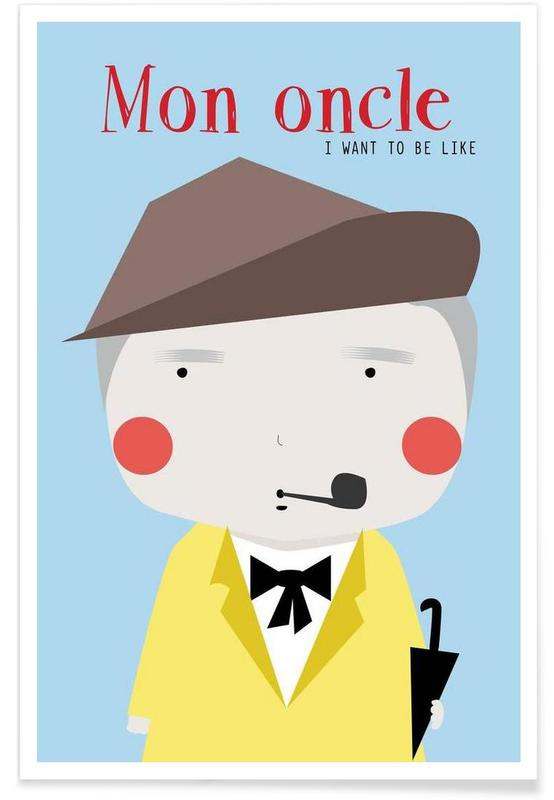 Little Mon Oncle Poster