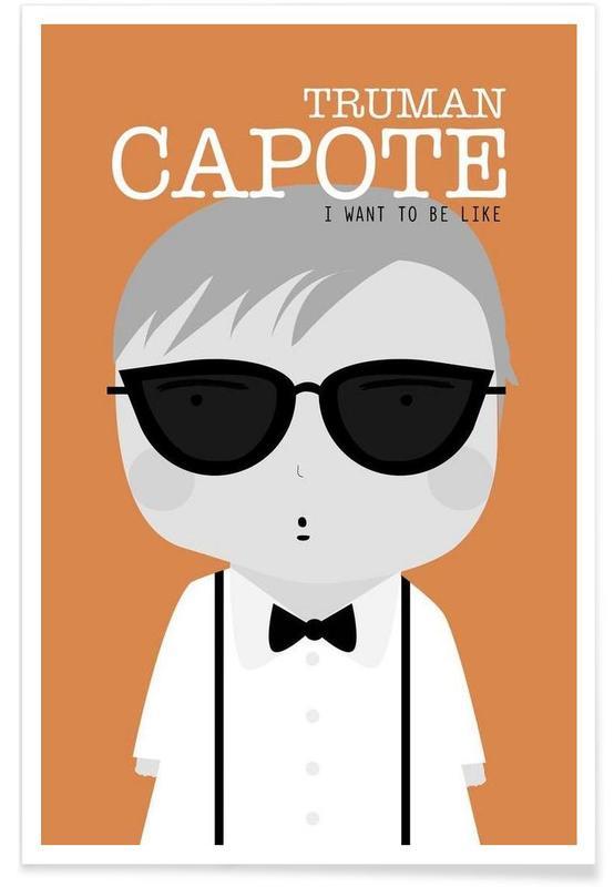 Films, Little Capote affiche