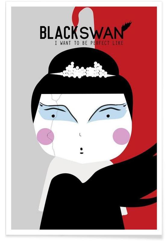 Films, Little Black Swan affiche